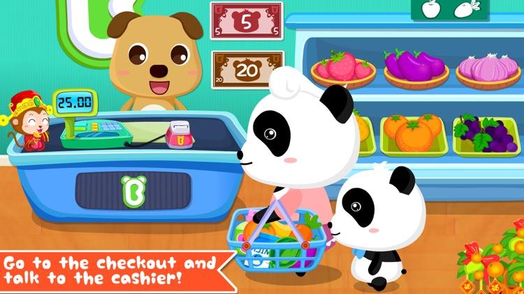 Supermarket-BabyBus screenshot-3