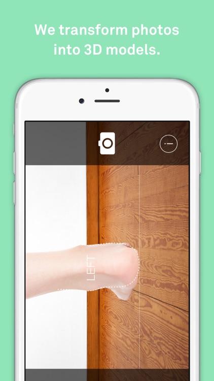 Digital Foot Cast