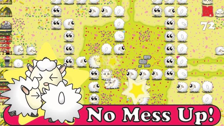Sheepo Snake - Gathering Sheep screenshot-3
