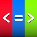 Jogo de Matemática Desigualdade (Versão Completa) icon