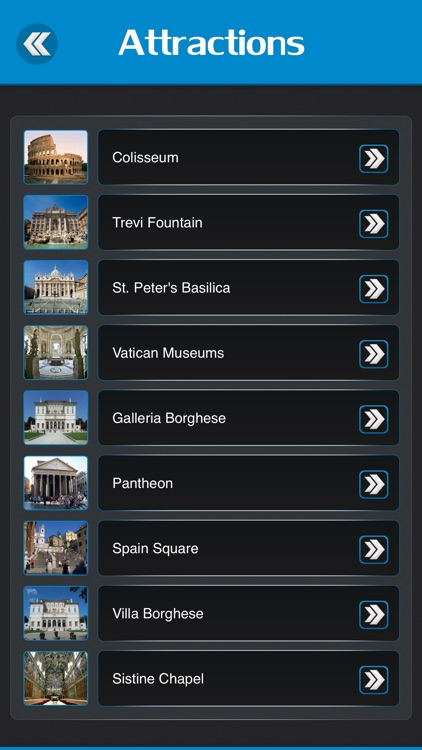 Rome Tourism screenshot-2