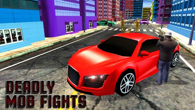 Underworld Gangster War 3D - Real City Crime Simulator Game