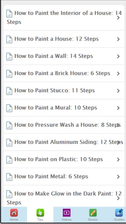 House Painting Tips –  Learn How to Paint Your House