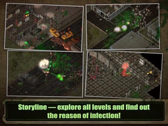 Zombie Shooter: Dead Frontier screenshot 4