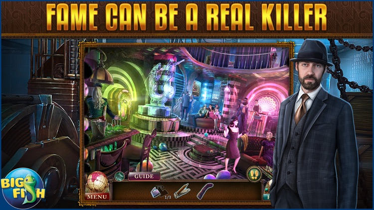 Final Cut: Fame Fatale - A Hidden Object Adventure (Full) screenshot-0