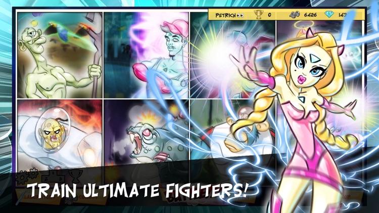 Comic Battle