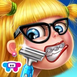 Hairy Nerds - Crazy Geek Makeover!