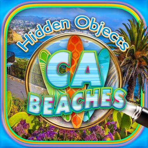 Hidden Objects California Beaches - Pacific Coast Beach & Vacation Seek & Find Games FREE