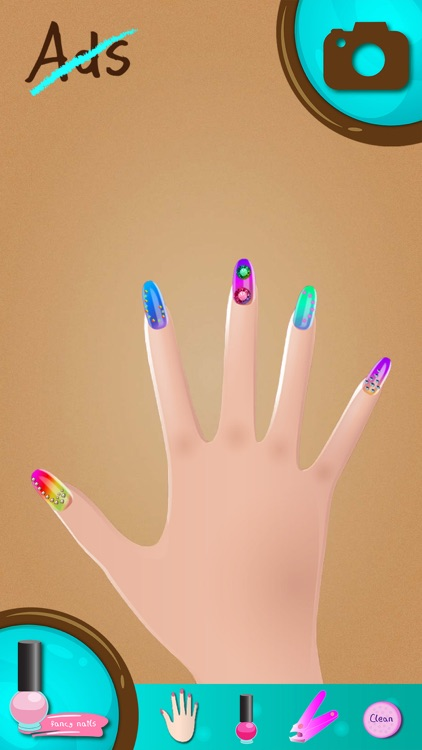 Fancy Nails Design Beauty Salon – Nail Art Makeover Game For Girls screenshot-3
