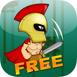 The Spartan Wood Logger Free - Chop as many roman wood as you can