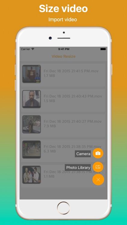Video Resize and HD Maker Pro screenshot-4