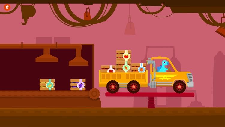 Dinosaur Truck - Driving Simulator Games For Kids