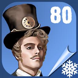 Ícone do app Around The World in 80 Days - Hidden Object Games