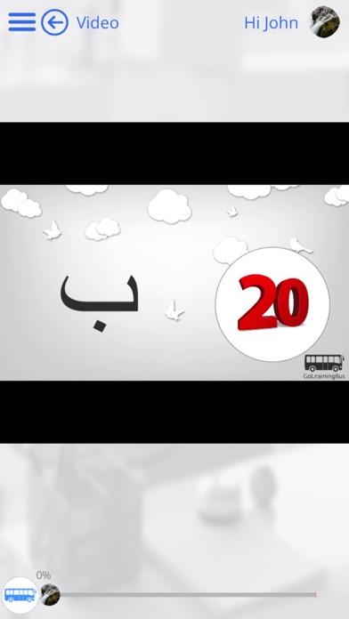 Learn Albanian via Videos by GoLearningBus screenshot three