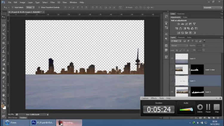 Master Class Adobe Photoshop Edition screenshot-4