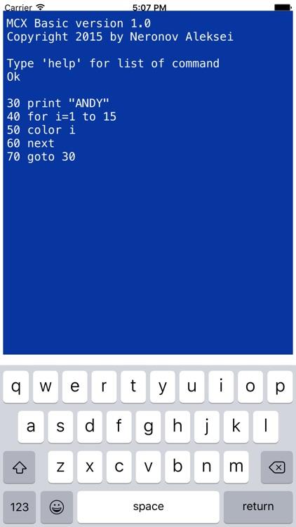 MCXi Basic screenshot-4