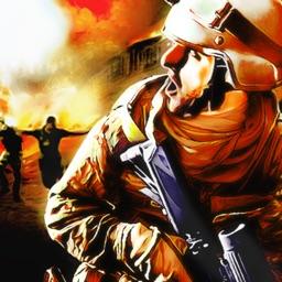 Sniper Squad Combat- Commandos Warfare Game