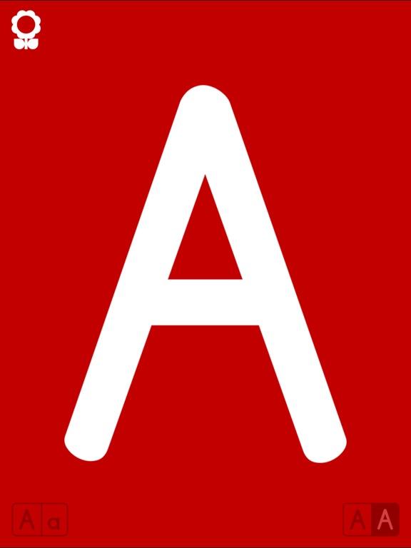 Colorful ABC (Nursery English Alphabets Flashcards for Kids | Montessori Education)-ipad-2