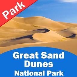 Great Sand Dunes National Park – GPS Offline Park Map Navigator
