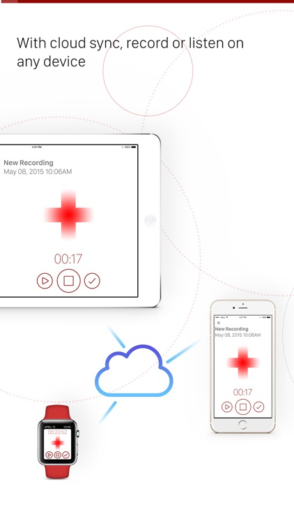 Voice Notes for First Aid