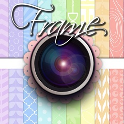 PhotoJus Frame - Add border and frame to your photo