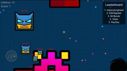 Justice Geometry Squad - Meltdown Heroes Dashのおすすめ画像2