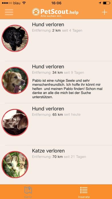PetScoutScreenshot von 2