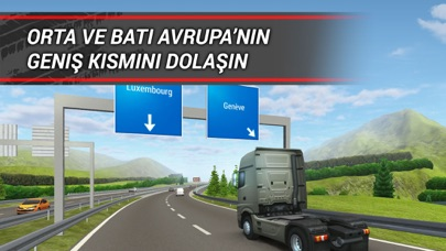 Screenshot for TruckSimulation 16 in Turkey App Store