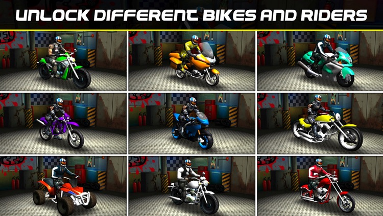 Bike Traffic Rider an Extreme Real Endless Road Racer Racing Game