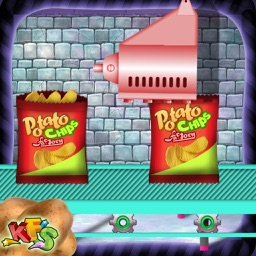 Potato Chips Factory – Bake snacks in this food cooking game for little chef