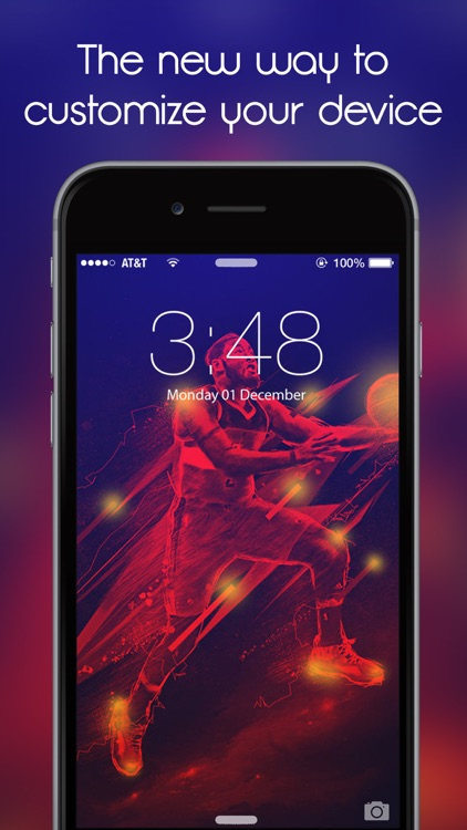 Live Wallpapers for iPhone, iPad - Dynamic Animated Themes & Backgrounds screenshot-3