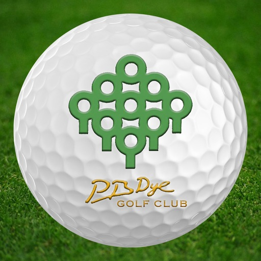 PB Dye Golf Club icon