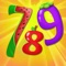 Seven ate Nine (789): Fruity Math Puzzle