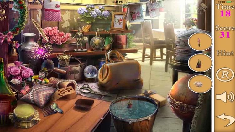 Hidden Objects Of A Good And Clean screenshot-4