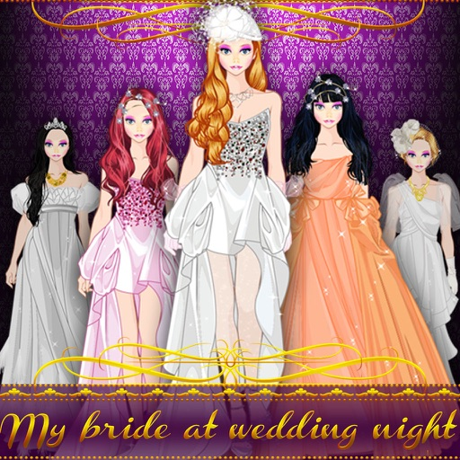 Play my wedding dress game free online