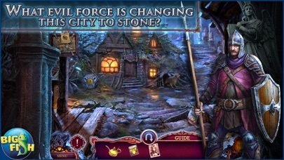 League of Light: Silent Mountain - A Hidden Object Mystery (Full) Screenshot