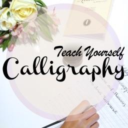 Teach Yourself Calligraphy
