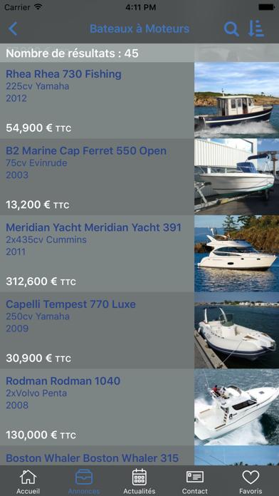 Barcares Yachting screenshot three