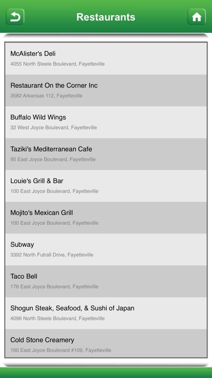 Great App for Red Robin Restaurants screenshot-4
