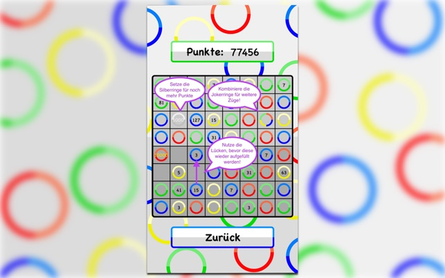 Push the Circles Screenshot