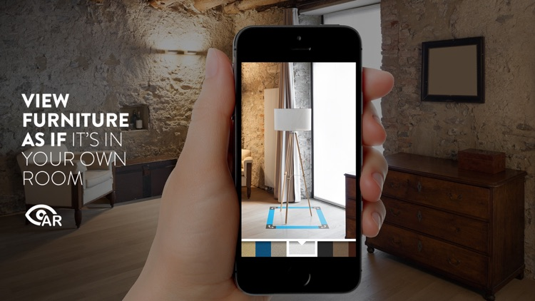 Amikasa - 3D Floor Planner with Augmented Reality screenshot-3