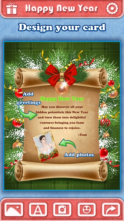 Love Greeting Cards Maker Pro - Collage Photo with Holiday Frames, Quotes & Stickers to Send Wishes screenshot-2
