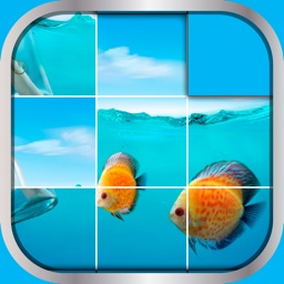 Best Slide Puzzle Game.s – Picture Scramble.r & Tile Sliding Challenge for Kids and Adults