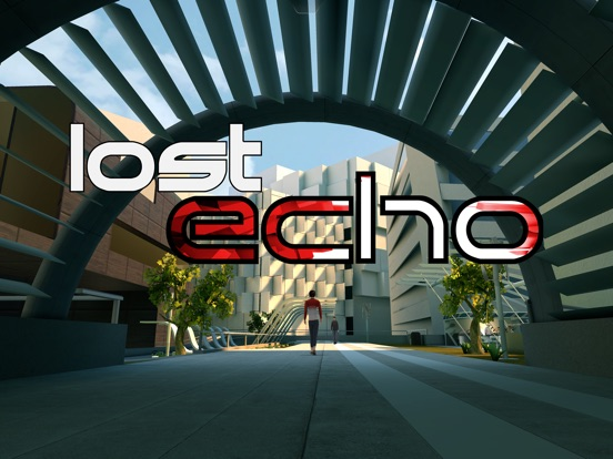 Screenshot #4 pour Lost Echo