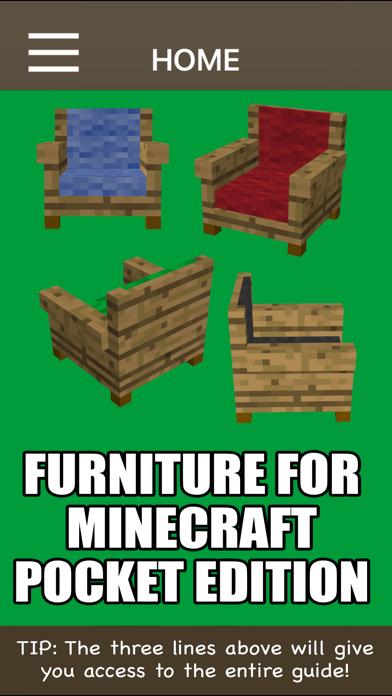 Furniture For Minecraft Pocket Edition