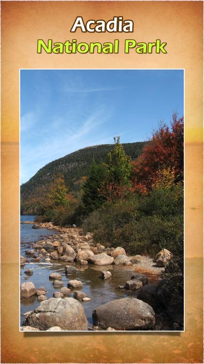 Acadia National Park Tourism