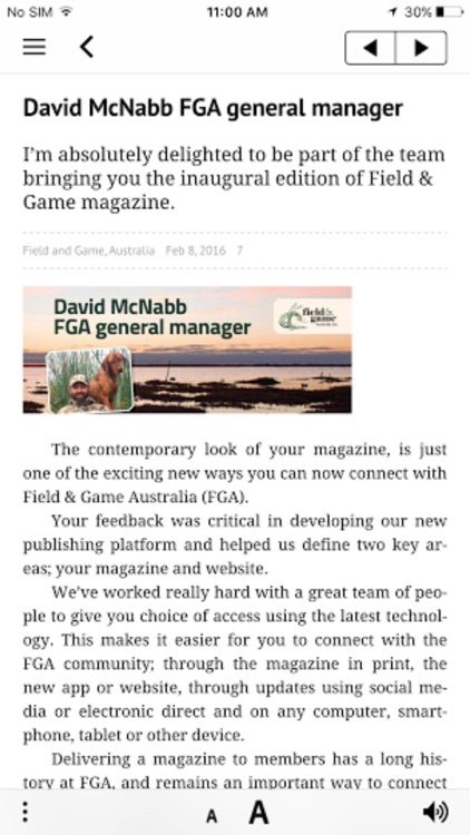 Field and Game Magazine screenshot-4