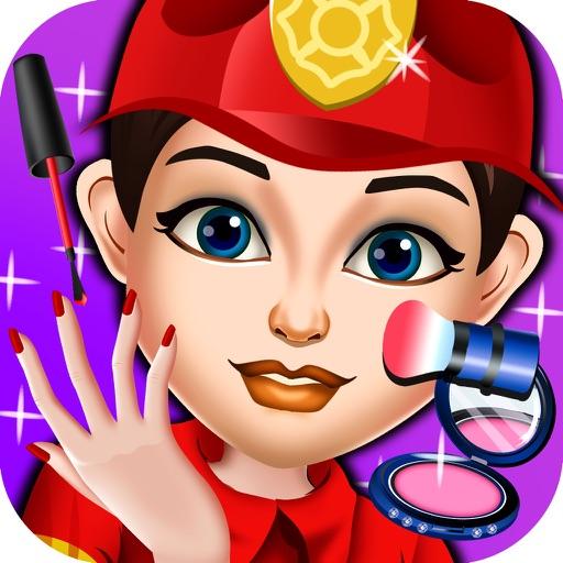 Virtual Manicure Salon Game: Crazy Nail & Hair Party Salon