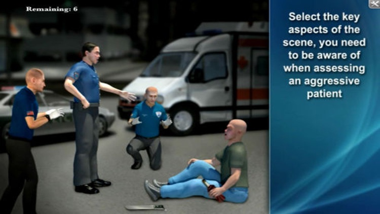 Medrills: Behavioral and Psychiatric Emergencies screenshot-3