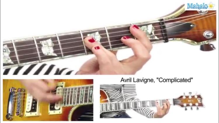 Teach Yourself Guitar screenshot-4